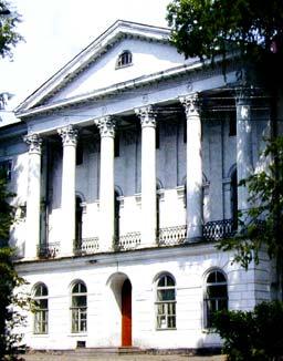 Западный фасад Белого дома